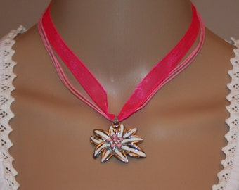Edelweiss - necklace  - set