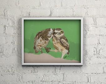 Owl Kisses *INSTANT DOWNLOAD*