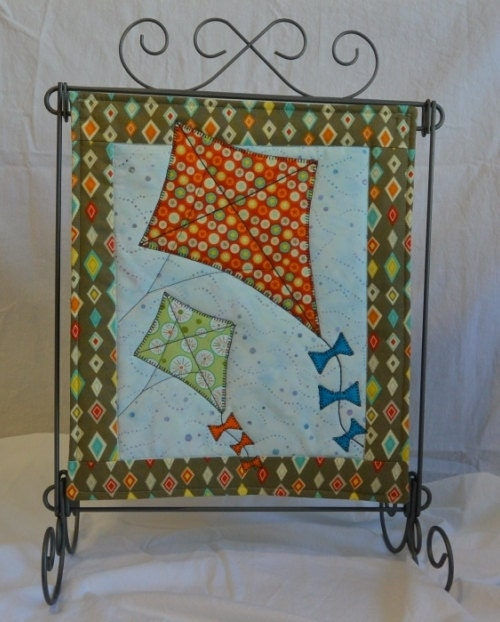Go Fly A Kite March Monthly Mini Pdf Quilt Pattern Pdf