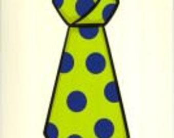 Polka Dot Tie Transfer by Simpicity