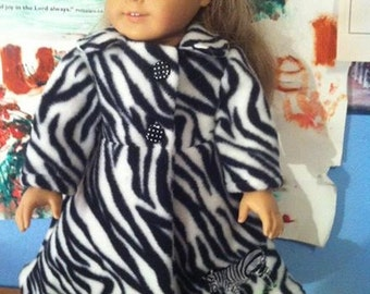 American doll clothes.Coat for your favorite 18 inch doll