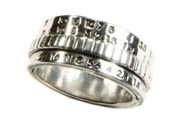 Focus Photography Ring R10302 Size 6