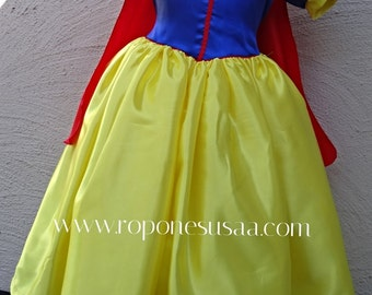 Beautiful Snow White Costume dress,