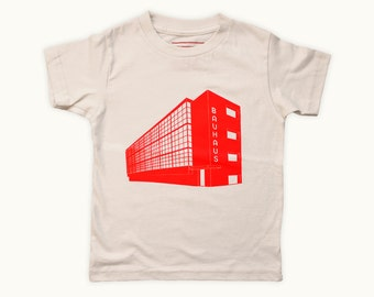 Kids T-Shirt - Mini Bauhaus