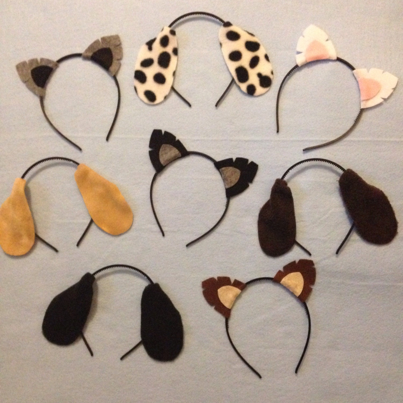 How To Make Dalmatian Dog Ears