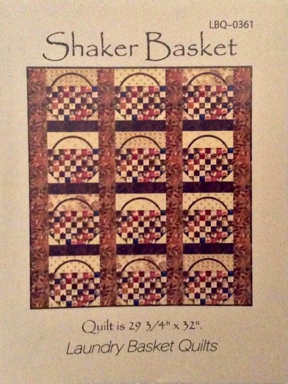 Shaker Basket Quilt Pattern - Edyta Sitar - Laundry Basket Quilts ... : shaker quilt patterns - Adamdwight.com
