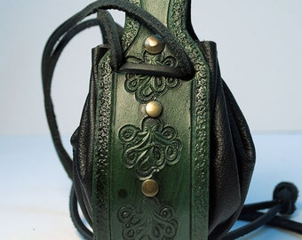 Simple Cthulhu Pouch