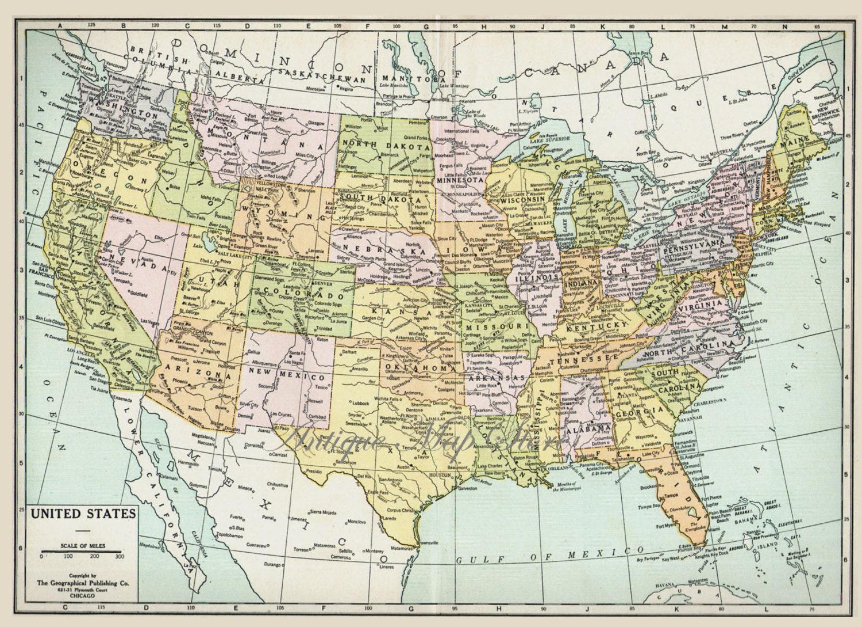 1930s united states