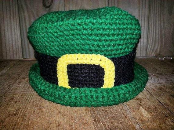 Leprechaun hat, Irish hat, Green hat, Luck of the Irish ...