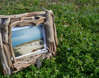 Drift Wood Picture Frame