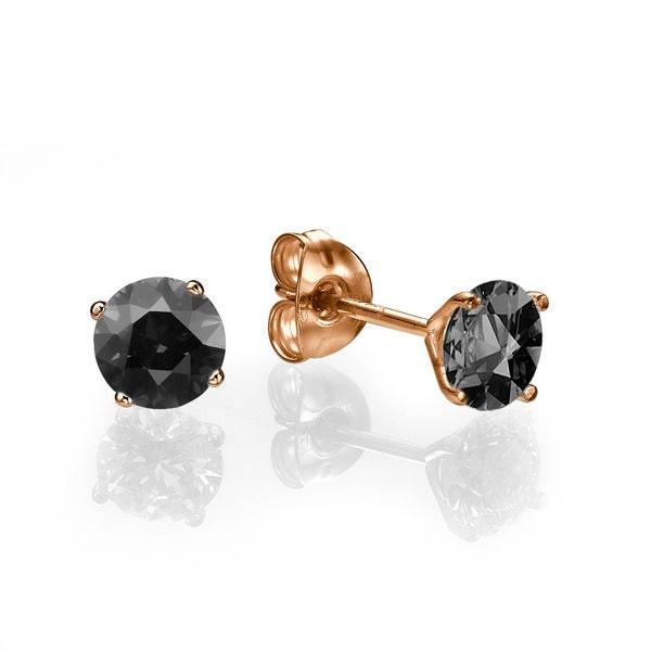 Rose Earring Earrings 14k Rose Gold