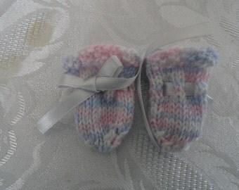 Mittens for Prem babies