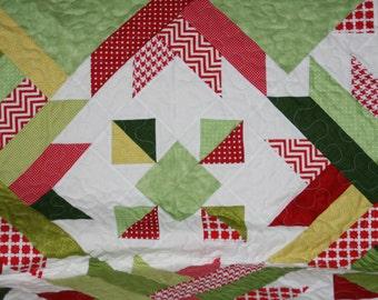 Christmas Quilt Modern
