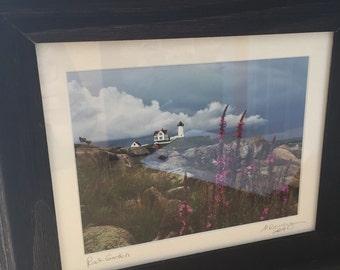 Rock Garden 8x10 framed print