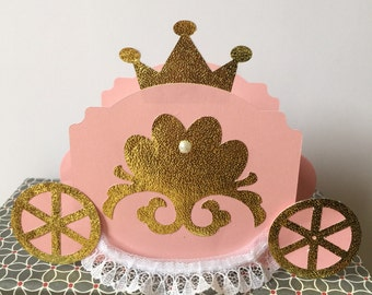 Princess Carriage Candy Box - SET OF 12