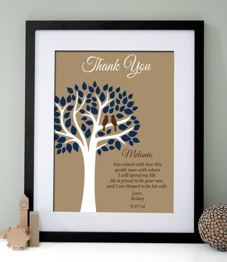 hochzeit danke geschenk f r schwiegermutter mother in law. Black Bedroom Furniture Sets. Home Design Ideas