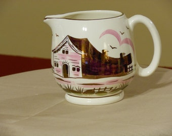 Old Castle English Pottery Creamer