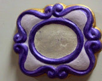 Small Medallion Magnet