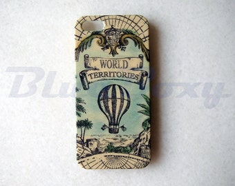 Vintage Balloon iPhone 6 Case, iPhone 6s, iPhone 6 Plus, iPhone 6s Plus, iPhone 5, iPhone 5s, iPhone 4/4s Case, Plastic Case