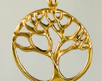 The tree of life pendent