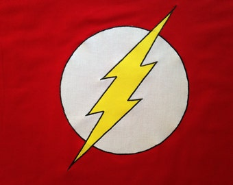 Flash Gordon inspired Pillowcase fit standard size pillow 20x26 child or teen gift Customizable