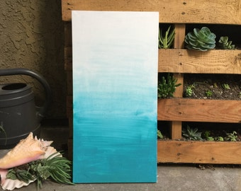 Ombre Art, Ombre Painting
