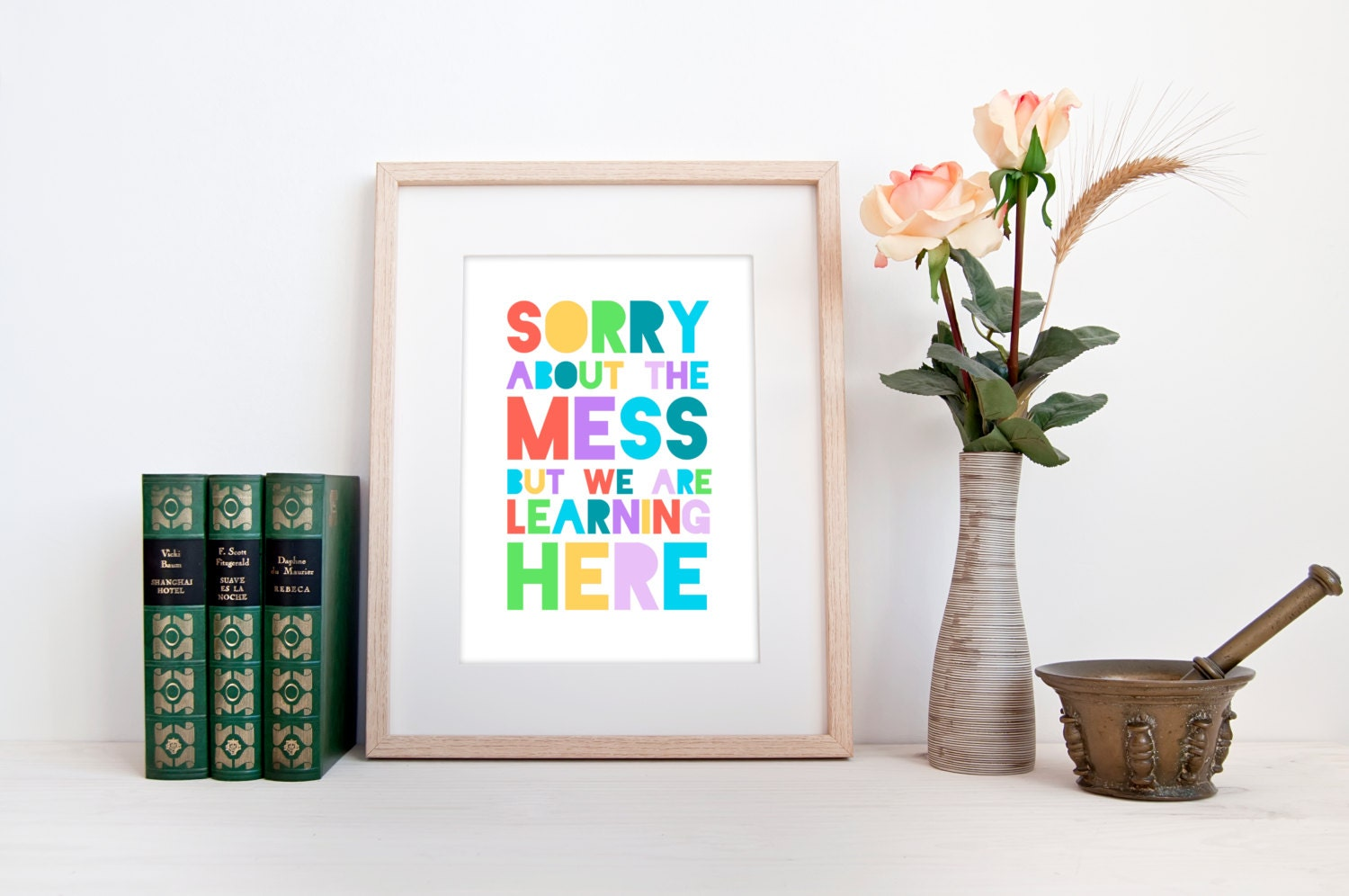 Classroom Decor Download : Classroom decor instant download sorry about the mess but we