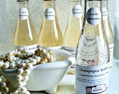 Sparkling Champagne Bubble Wash