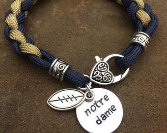 Notre Dame bracelet