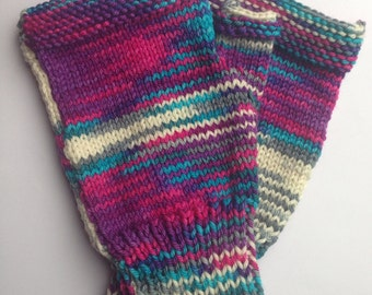 DoodleBoo fingerless gloves