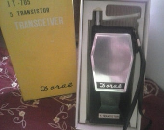 Doral Transistor Transceiver