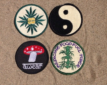 Hemp patches 2 for 5
