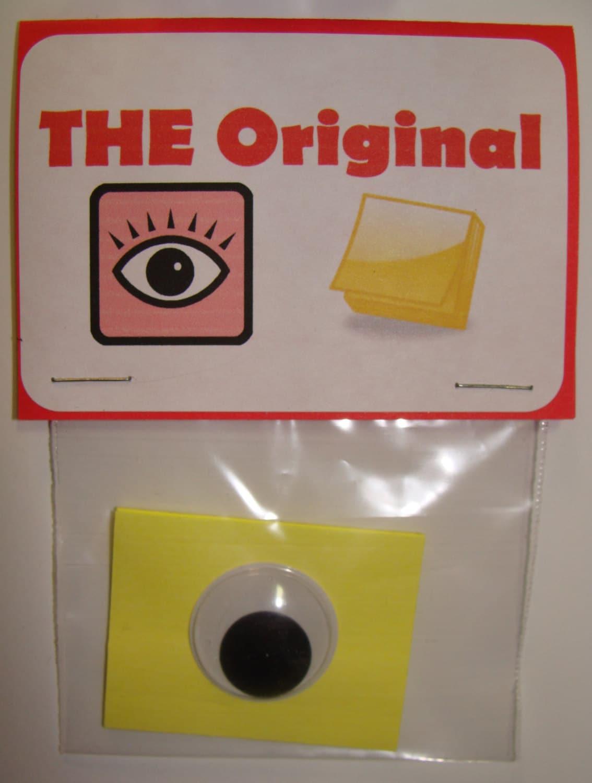 The original eye pad i hillbilly novelty by