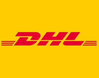 DHL Express Shipping usually takes 3-7 days to most countries. PHONE NUMBER is Needed