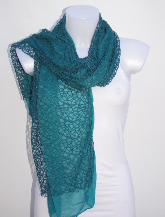Lace Scarf Unique Scarves Gift Ideas For Her Fashion Scarves