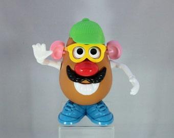 Vintage Mr. Potato Head With Accessories * Made by Playskool Inc.* Original 1985