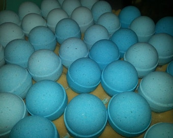 5-Unwrapped Bath bombs you pick your scent