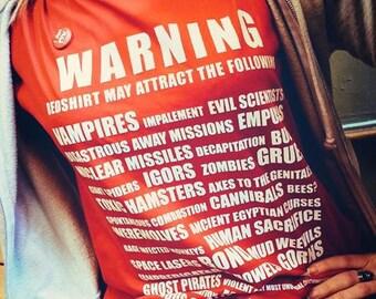 Official RedShirt T-Shirt