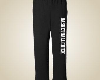 Basketball sweatpants - BasketballChick