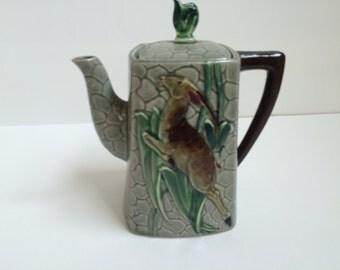L.Batlin & Son Leaping Gazelle Coffee/ Tea Pot