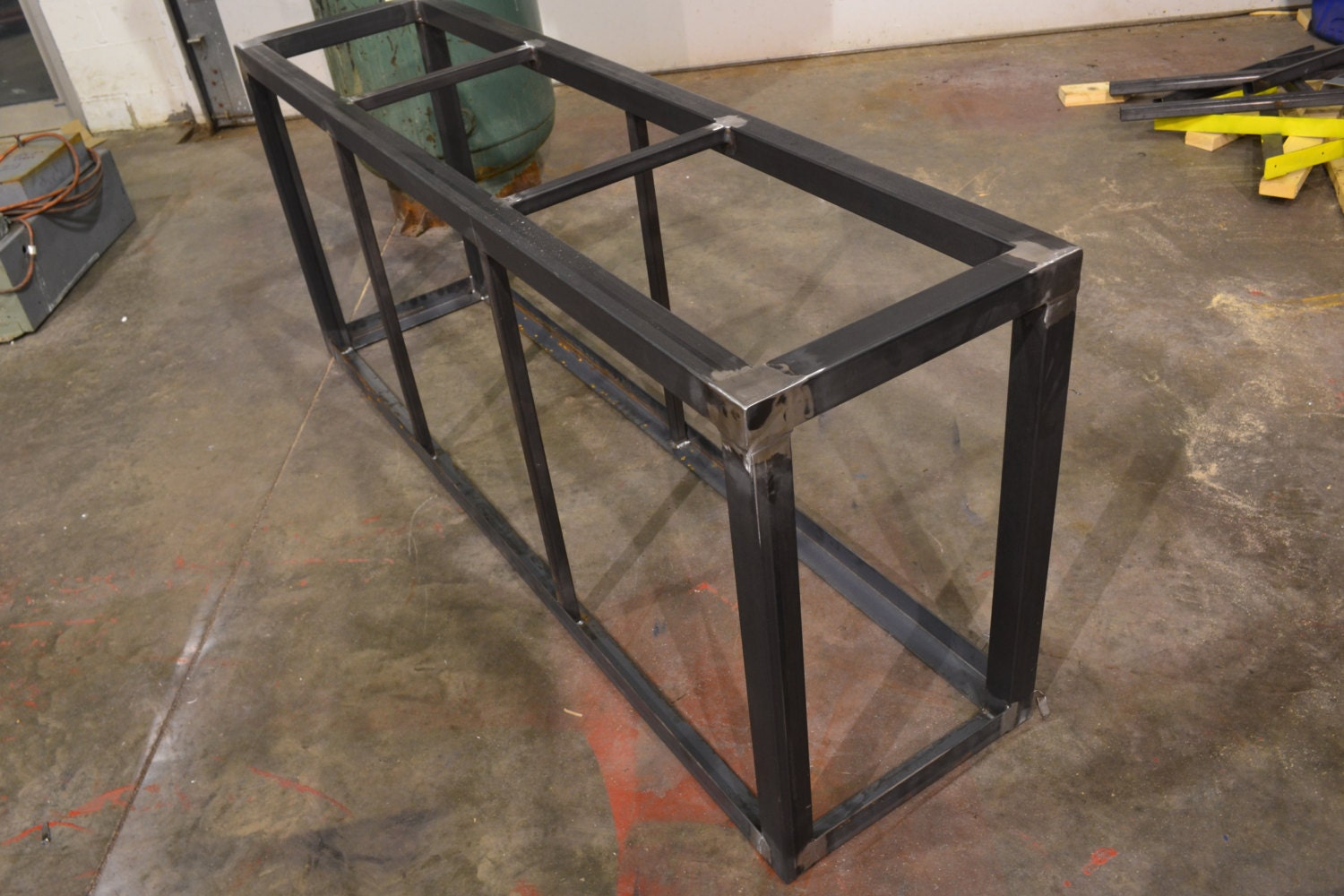 Heavy duty metal fish tank stand free shipping for 100 gallon fish tank stand