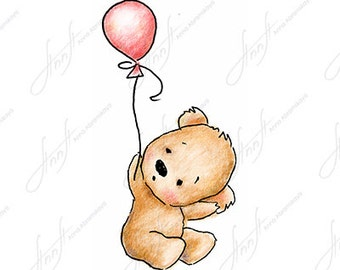 How to draw a cute cartoon teddy bear - photo#25