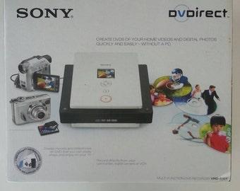 Sony dvDirect