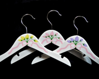 Hand Painted Hangers