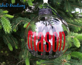 Custom Angel Ornament/Angel Keepsake/Bereavement Gift/Loss of Loved One/Angel In Heaven/