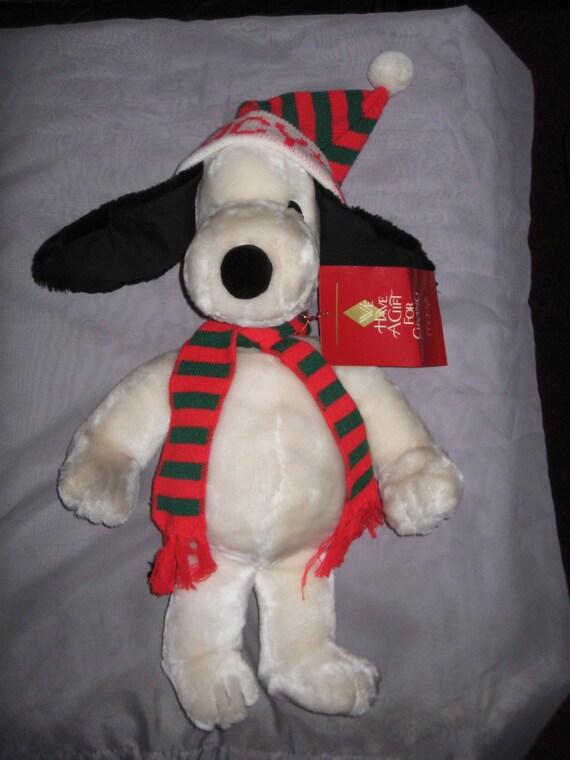 Stuffed Animal Snoopy Macys Www Picsbud Com