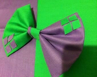 Joker bow - Harley Quinn Style