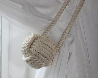 Rope curtains – Etsy