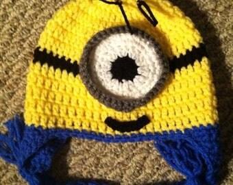 Minion hat