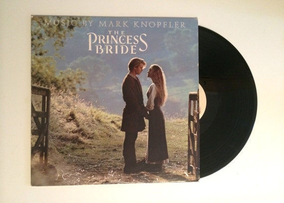 Soundtrack Vinyl Lp The Princess Bride Mark By